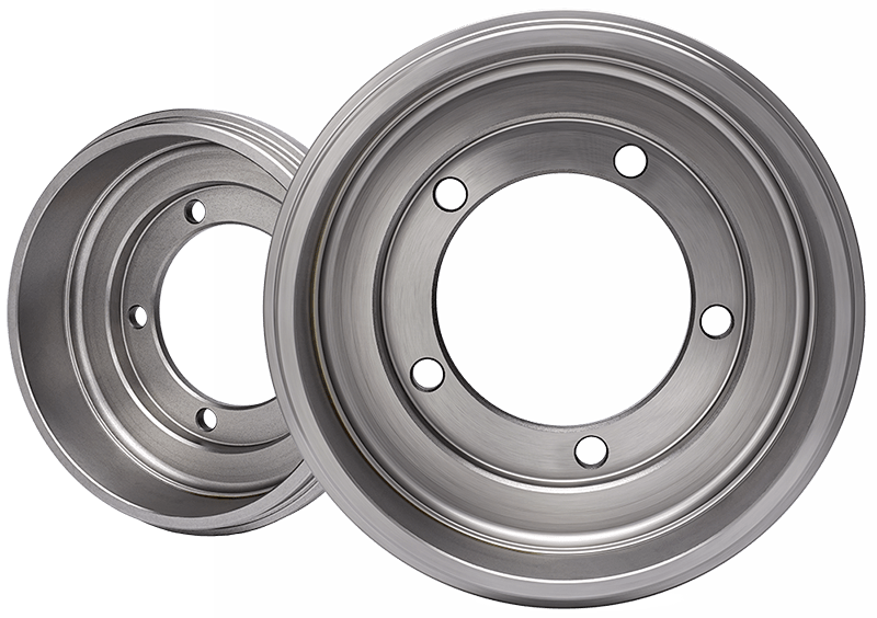 High quality brake drums